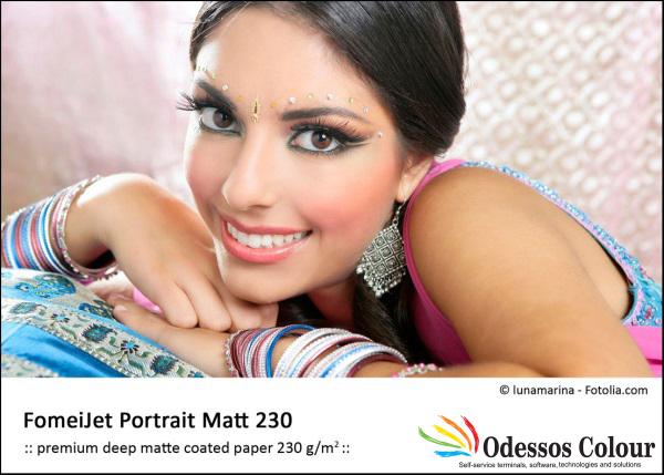 Portrait Matt 230